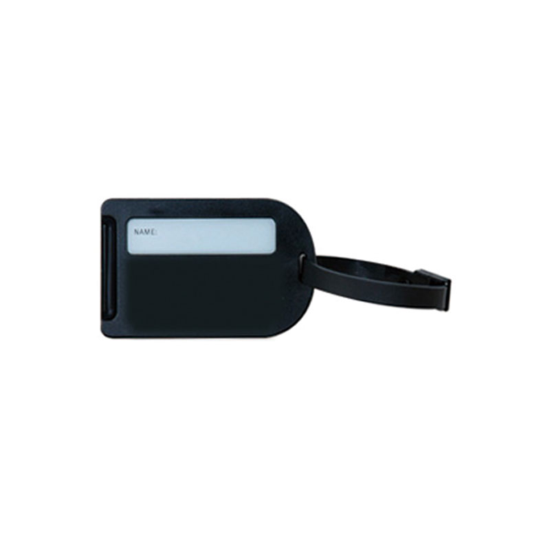 SLIDE OUT LUGGAGE TAG