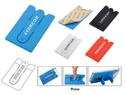 SMART MOBILE WALLET STAND