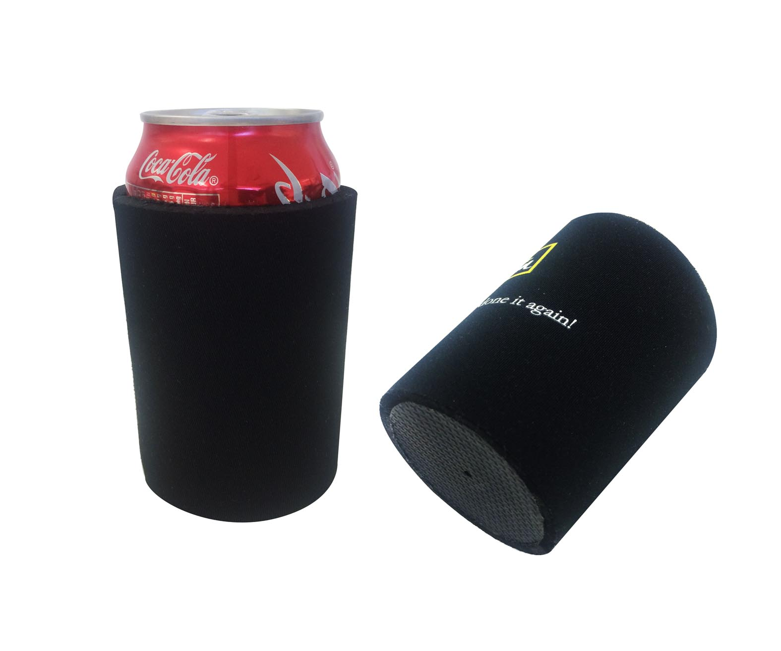 STUBBY COOLER WITH BASE